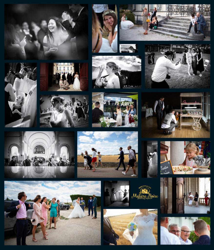 florilège de photos de mariage avec storytelling