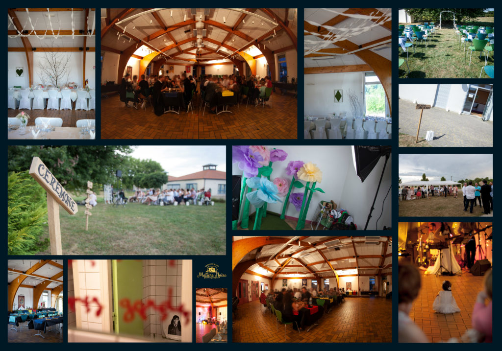 Salle du temps libre de Bras sur Meuse