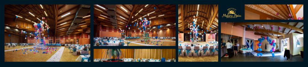 Salle des fêtes de Dieue sur Meuse
